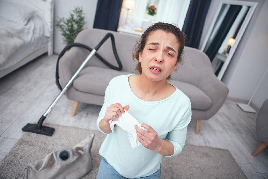 Alergije najležje preprečite z izogibanjem sprožilcem.